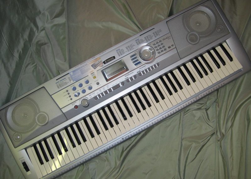When was the piano invented